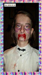 Maquillage rodeur :