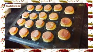 Aspics d'asperges au jambon :