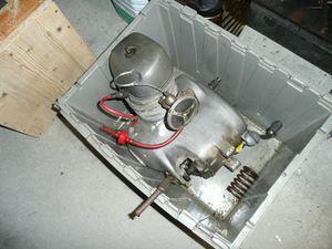 Remise en état moteur de Motobécane U465C