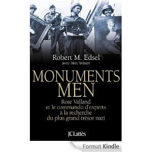 Monuments Men de Robert M. Edsel