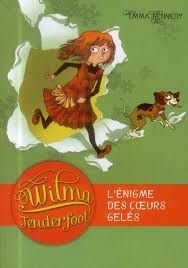Wilma Tenderfoot et l'énigme des coeurs gelés d'Emma Kennedy