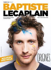 Baptiste Lecaplain – « Origines »