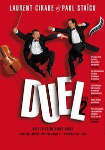 Laurent Cirade et Paul Staïcu – « Duel Opus 2 »