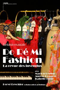 Marion Lépine et Aurore Bouston – « Do Ré Mi Fashion »