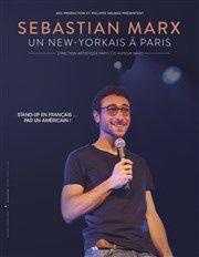 Sebastian Marx – « Un New-Yorkais à Paris »
