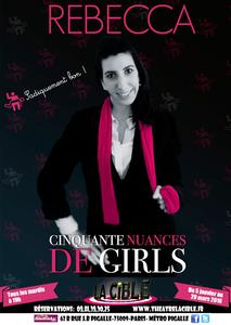 Rébecca Saada – « Cinquante nuances de girls  »