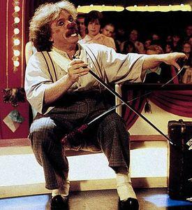 Bernhard Paul, créateur et directeur du cirque Roncalli