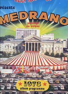 Soirs chez Medrano avec les Gruss