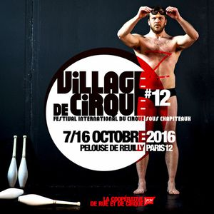 Village de Cirque édition 2016