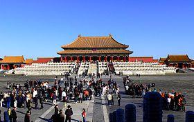 Les lieux à visiter en Chine