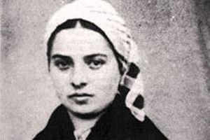 Ste Bernadette Soubirous