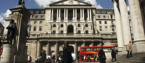 Statu Quo du taux de la banque centrale d'Angleterre