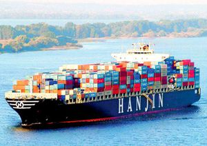 La chute d'Hanjin va impacter le commerce international