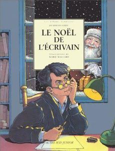 Le Noël de l'écrivain