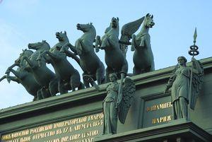 L'arc de triomphe de Narva