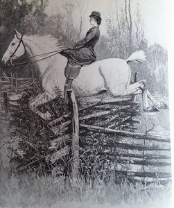 The 1891-1893 Fox Hunting Diary of Alida K. Fitzhugh
