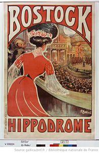 Amazones dans les hippodromes de spectacles à Paris au XIX 5 : hippodrome de Clichy Montmartre