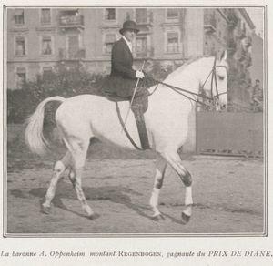 amazones concours hippique Genève 1928