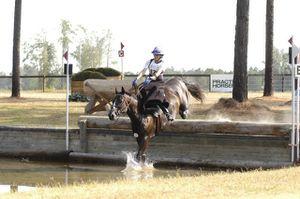 Equitation en amazone et concours complet