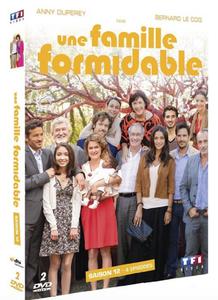 Le DVD de la saison 12