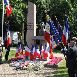 Anniversaire de la disparition du Général de Gaulle