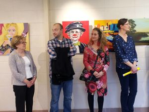 EMPA : Vernissage exposition Perspectives 2015