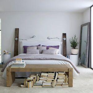Misterbricolo fabrique une t te de lit de r cup ration - Tete de lit en bois de recuperation ...