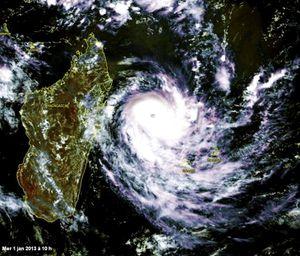 cyclone et dépression tropicale...
