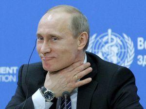 Poutine decide de faire la guerre avec l'occident