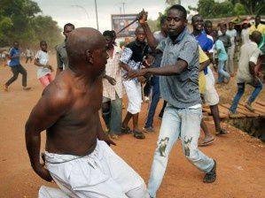 Little Safe Haven Left for Bangui's Muslims