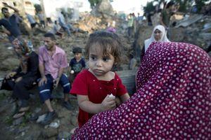 SOS populations civiles Palestiniennes