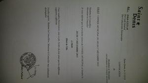 Je souhaite le retrait de la &quot&#x3B;fixation des indemnités&quot&#x3B; des élus, de l'ordre du jour du conseil municipal de jeudi prochain