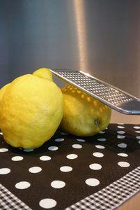 Cake citron et mascarpone