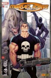 Marvel icons n°15 : Punisher, chasseur/chassé (Matt Fraction, Leandro Fernandez, Ariel Olivetti, Scott Wegener)
