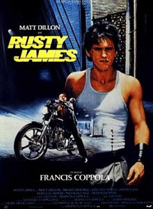 Rusty James (Françis Ford Coppola)