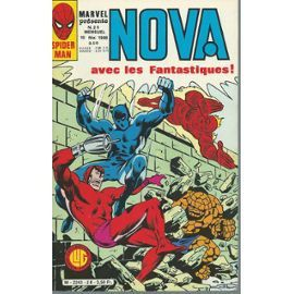Nova n°28 (Bill Mantlo, Stan Lee, Roy Thomas, Jim Mooney, Jack Kirby, John Buscema)