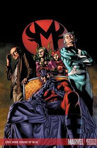 Marvel heroes hors série n°5 : civil war : house of M (Christos N Gage, Andrea Divito)