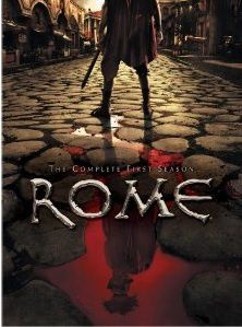 Rome, saison un, épisodes un à trois (John Milius, Bruno Heller, William Mc Donald)