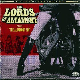 The Altamont sin (The Lords of Altamont)