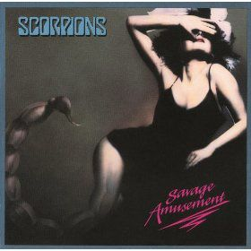 Savage amusement (Scorpions)