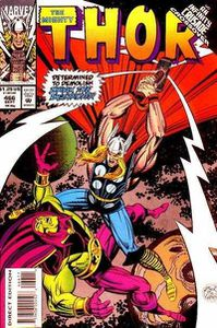Thor n°466 (Ron Marz, Bruce Zick)