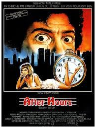 After hours (Martin Scorcese)