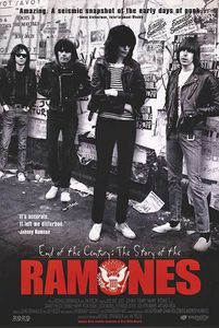 End of the century : the story of the Ramones (Jim Field, Michael Gramaglia)