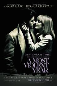 A most violent year (Jeffrey C Chandor)