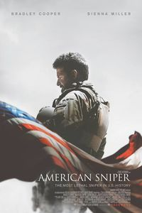 American sniper (Clint Eastwood)