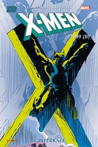 X-men, l'intégrale 1989, tome 2 (Chris Claremont, Terry Austin, Sally Pashto, Mike Vosburg, Marc Silvestri, Jim Fern, Jim Lee, Rick Leonardi)