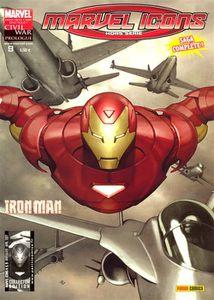 Marvel icons hors série n°9, programme exécution (Daniel Knauf, Charles Knauf, Patrick Zircher)