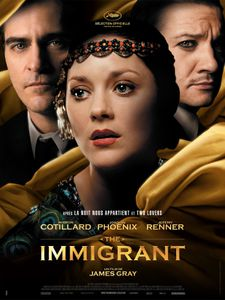 The immigrant (James Gray)