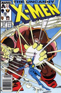 The uncanny X-men, volume 1, n°217 (Chris Claremont, Jackson Guice)