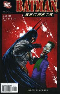 Batman : secrets (Sam Kieth)